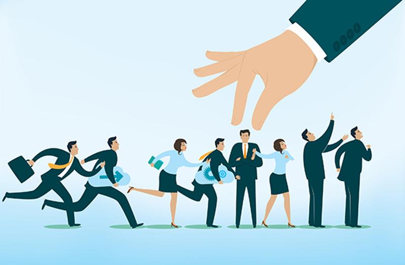 Chức năng của quản trị nhân sự