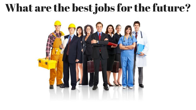 """Các ngành nghề """"đắt giá"""" sẽ là xu hướng việc làm trong tương lai - Ảnh 1"""
