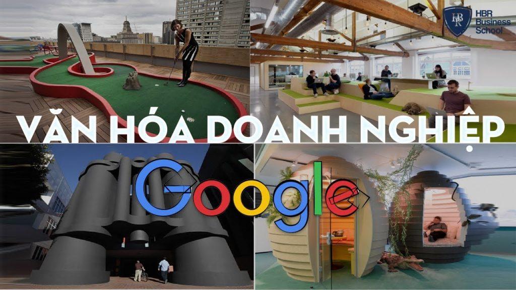 Khám phá nét đặc trưng trong văn hóa doanh nghiệp của Google