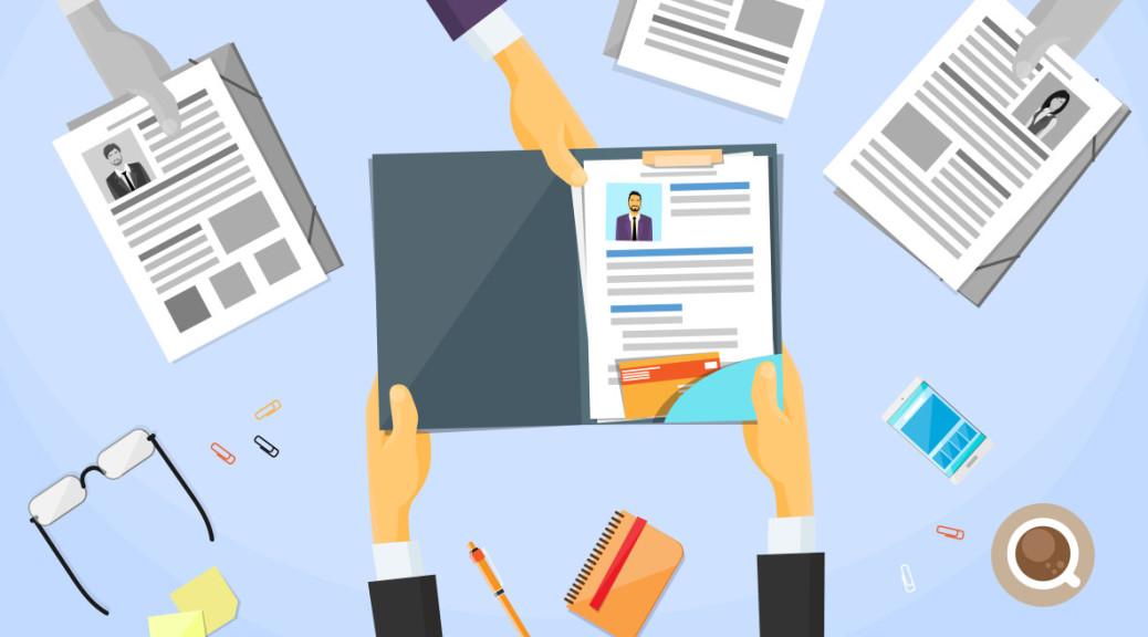 Quy trình tuyển dụng nhân sự tại các doanh nghiệp lớn
