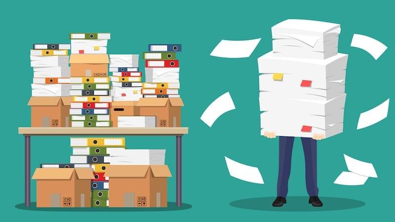 quy định về lưu trữ hồ sơ nhân sự